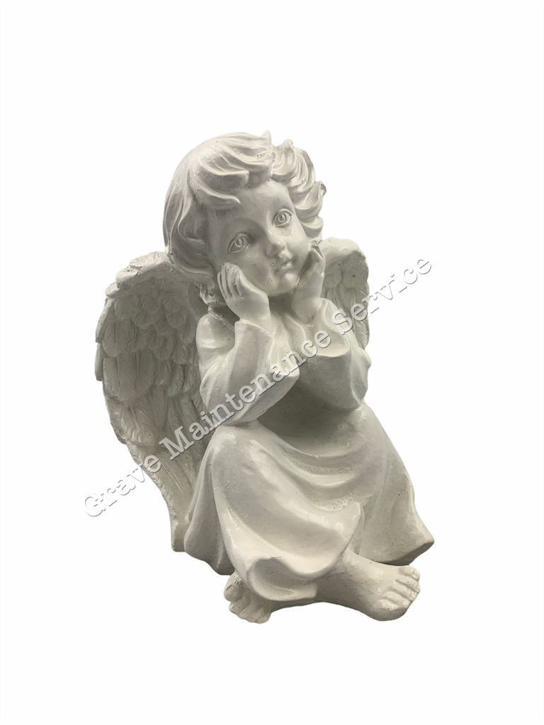 GMS-F5- Adorable Angel Ornament